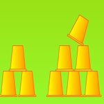 CupStacking Game